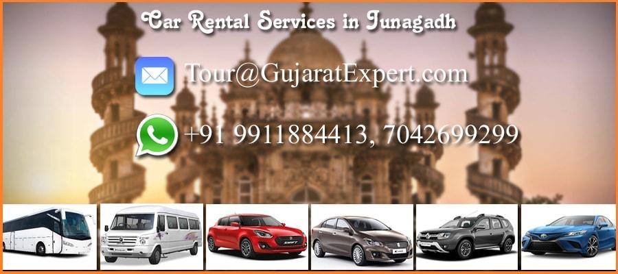 Car Rental in Junagadh