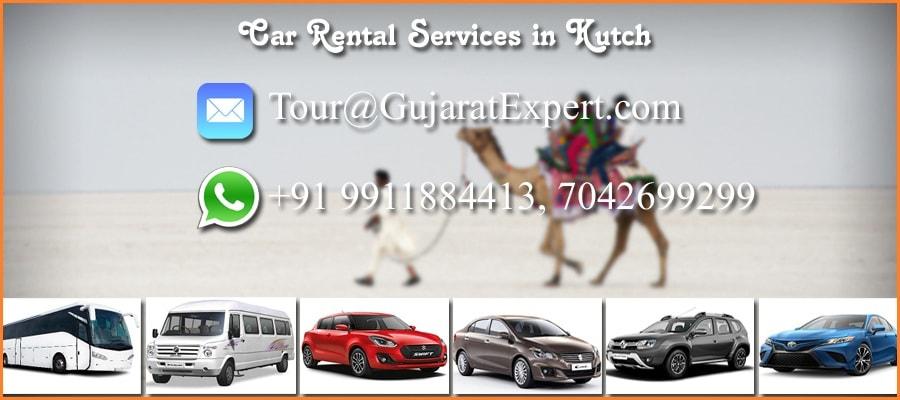 Car Rental in Kutch