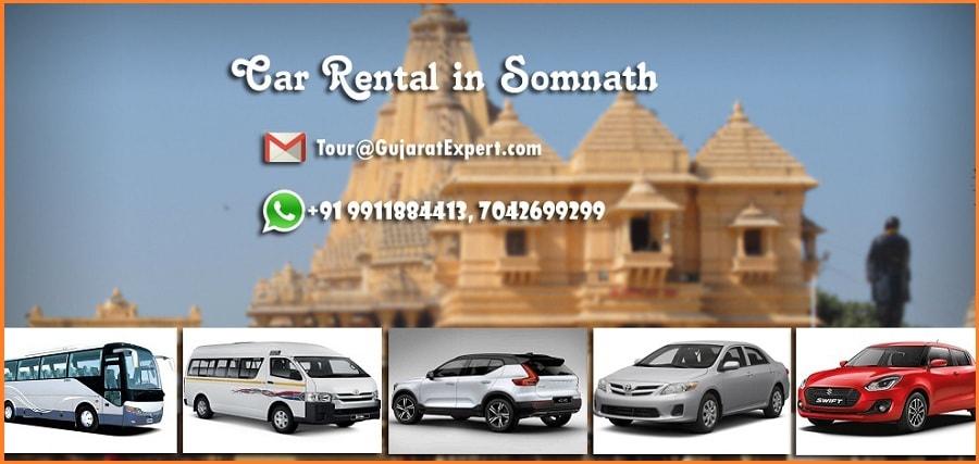 Car Rental in Somnath