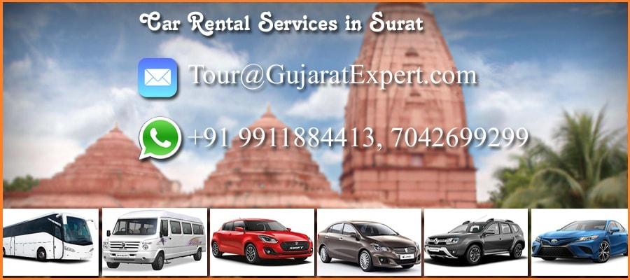 Car Rental in Surat
