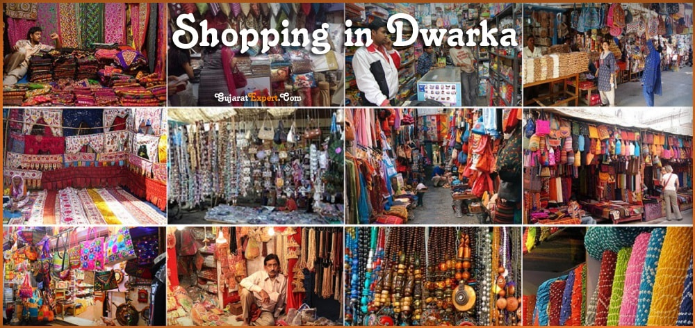 Shopping in Dwarka