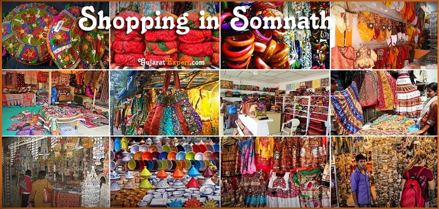 Shopping in Somnath