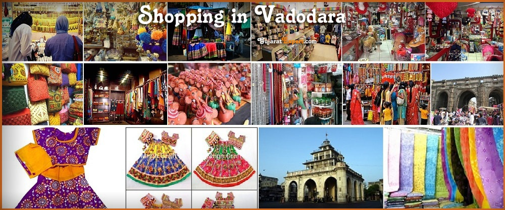 Shopping in Vadodara