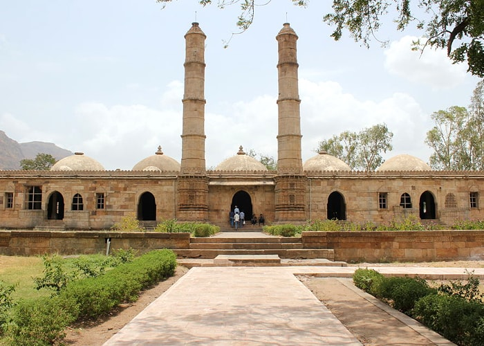 Monuments of Champaner Pavagadh