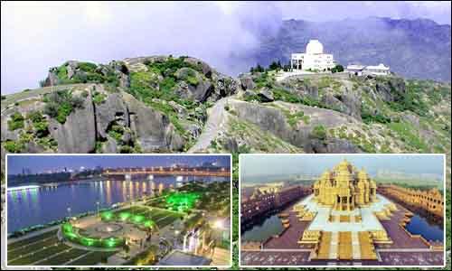 Ahmedabad Mount Abu Tour