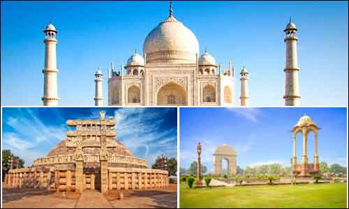 Central India Tour Package
