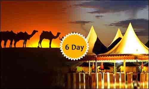 4 Days Rann Utsav Tour