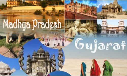 Gujarat with Madhya Pradesh