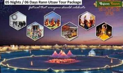 6 Days Rann Utsav Tour