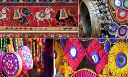 Gujarat Textile Handicraft Tour