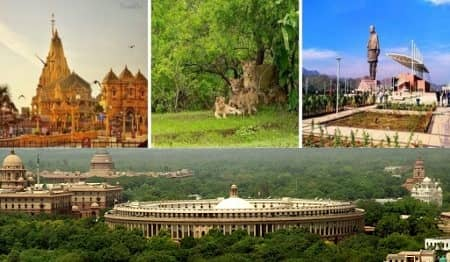 Gujarat Tour Package From Delhi
