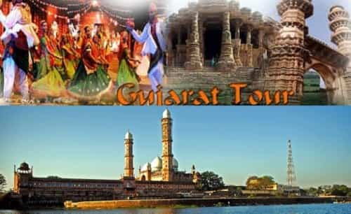 Gujarat Tour Packages From Bhopal