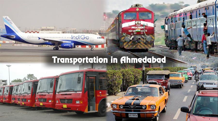 Transportation in Ahmedabad