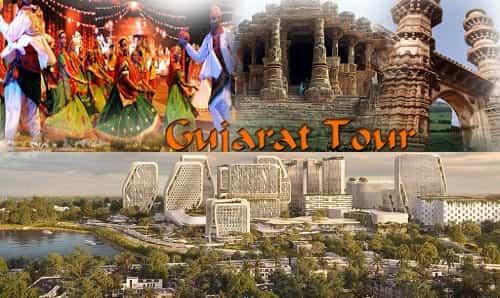 gujarat tour from bengaluru