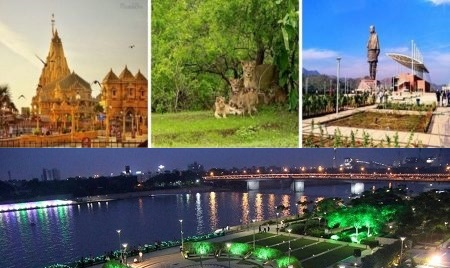 Gujarat Tour Package From Ahmedabad