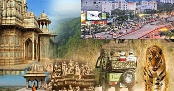 Gujarat Tour Package from Indore